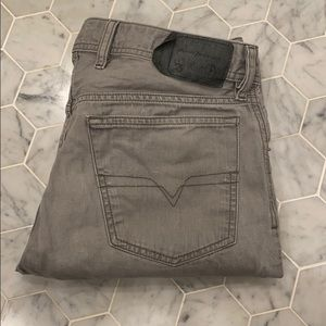 Diesel Jeans light gray